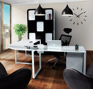 D coration bureau professionnel for Amenagement de bureau professionnel