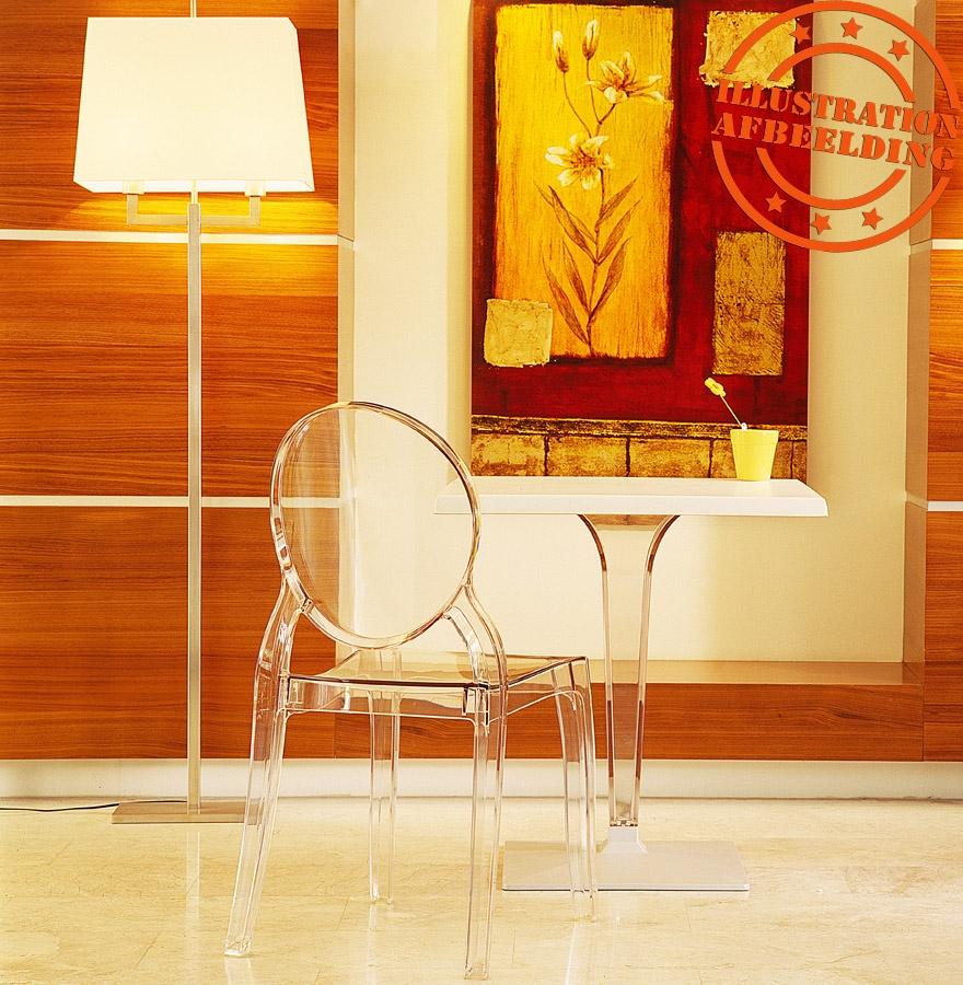 designstoel eliza transparant. Black Bedroom Furniture Sets. Home Design Ideas