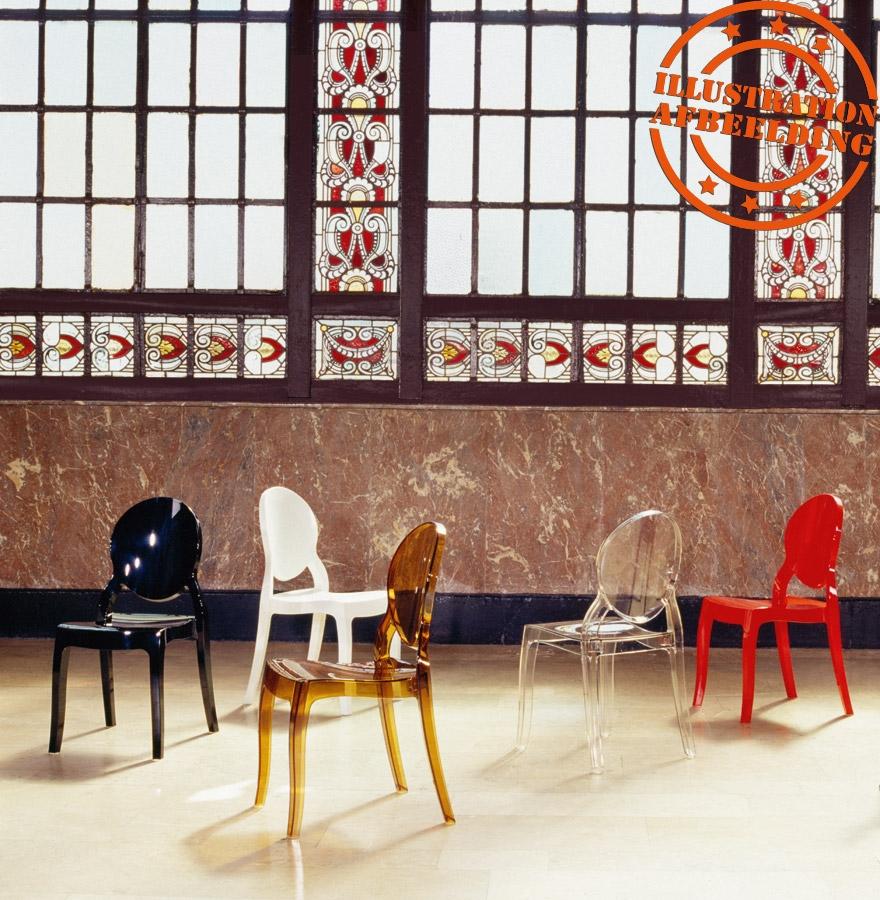 designstoel eliza zwart. Black Bedroom Furniture Sets. Home Design Ideas