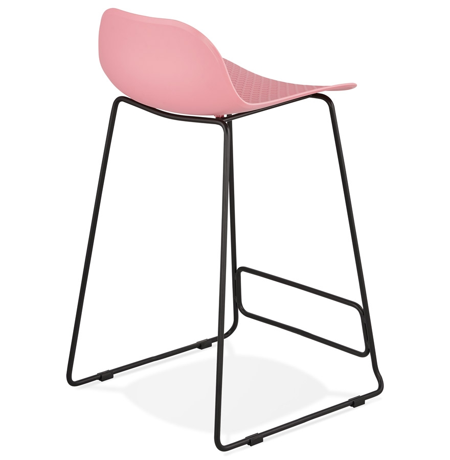 tabouret snack babylos mini rose tabouret style industriel. Black Bedroom Furniture Sets. Home Design Ideas