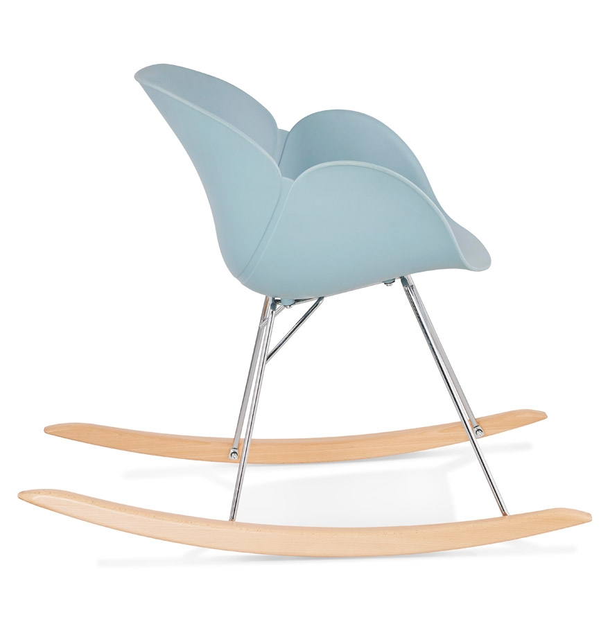 baskul new blue h2 03 2 - Chaise à bascule design ´BASKUL´ bleue en matière plastique