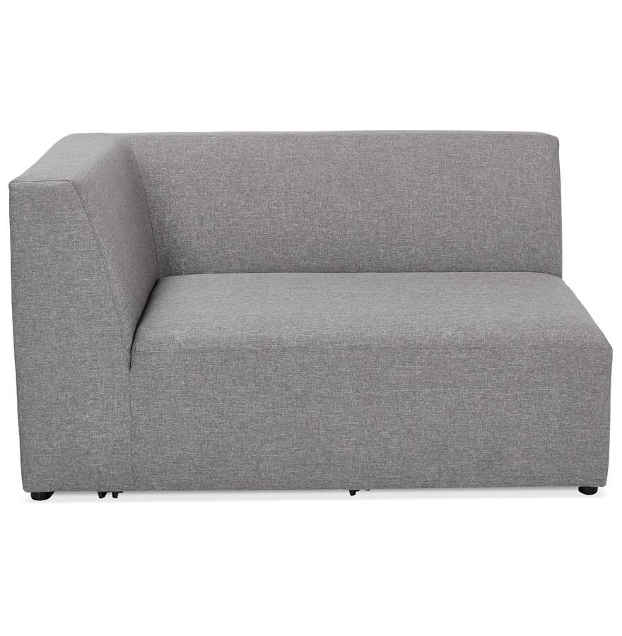 belagio corner grey h2 02 left - Élément de canapé modulable ´BELAGIO CORNER´ gris clair - coin angle gauche