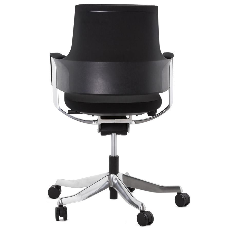 fauteuil de bureau moderne boss noir fauteuil design. Black Bedroom Furniture Sets. Home Design Ideas