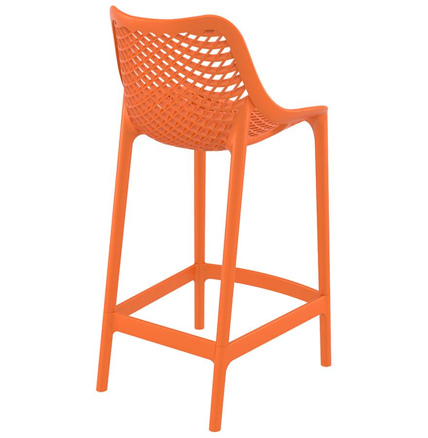 tabouret snack brozer mini orange tabouret de jardin. Black Bedroom Furniture Sets. Home Design Ideas