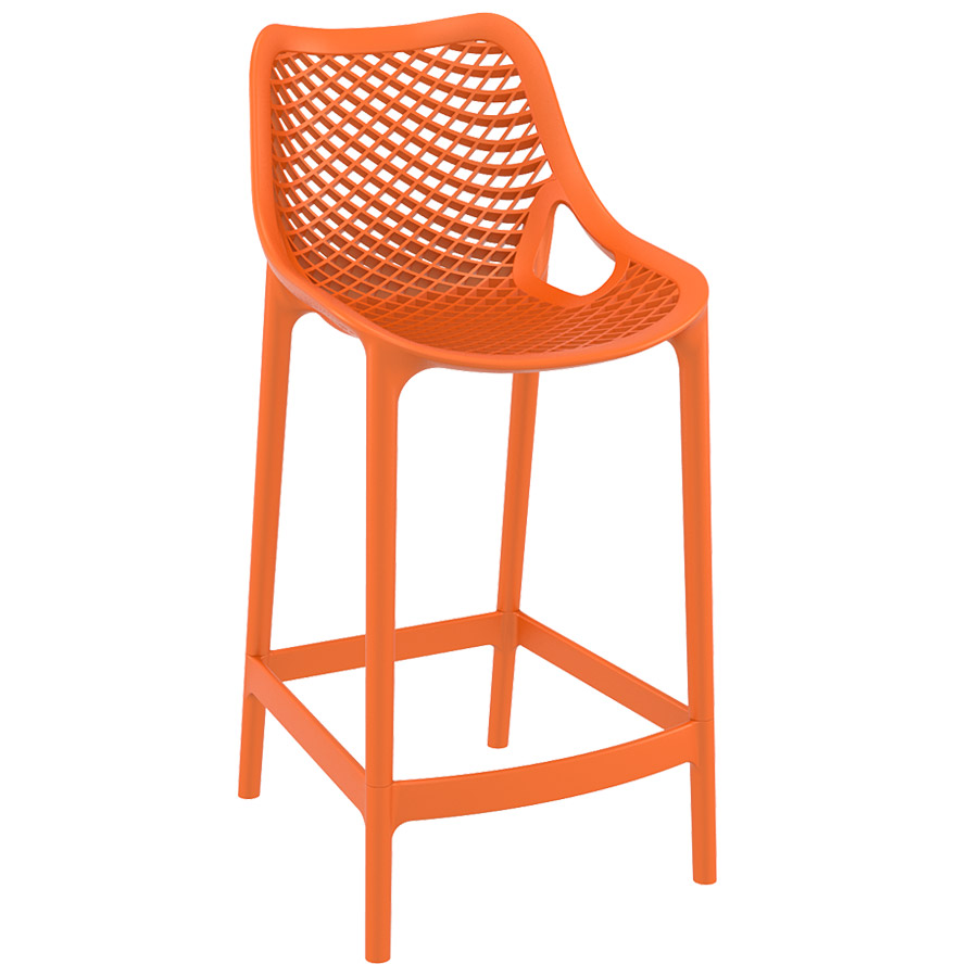 tabouret snack brozer mini orange tabouret de jardin. Black Bedroom Furniture Sets. Home Design Ideas