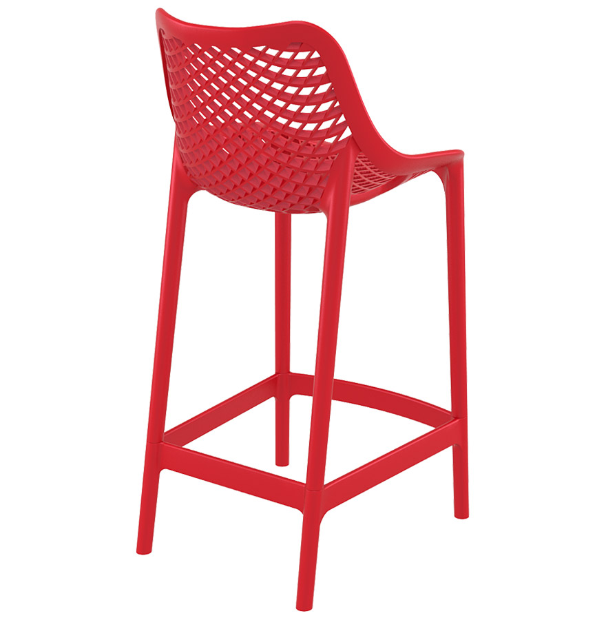 tabouret snack brozer mini rouge tabouret de jardin. Black Bedroom Furniture Sets. Home Design Ideas
