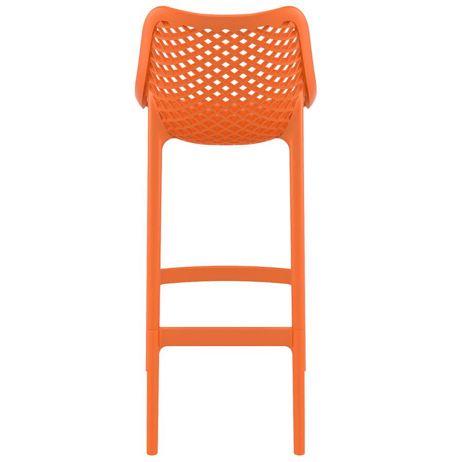 tabouret de jardin brozer orange tabouret de bar design. Black Bedroom Furniture Sets. Home Design Ideas