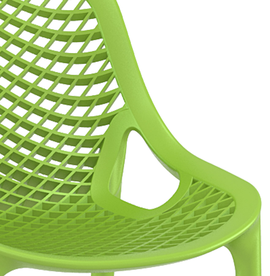 Tabouret de jardin brozer vert tabouret de bar design for Jardin urbain green bar