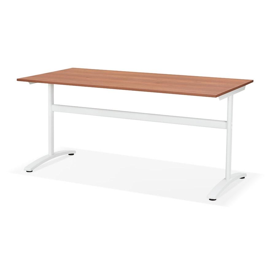 grote rechter desk crypto walnoot houtafwerking. Black Bedroom Furniture Sets. Home Design Ideas