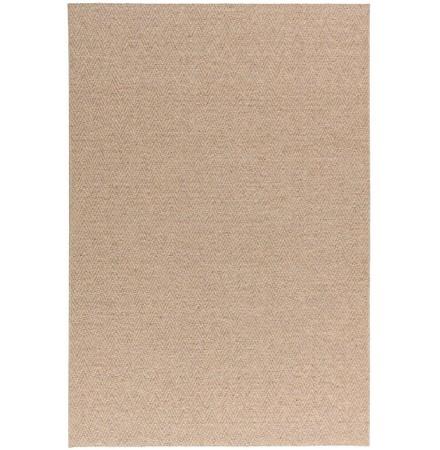 Tapis de salon design 'AVALON' beige - 200x290 cm