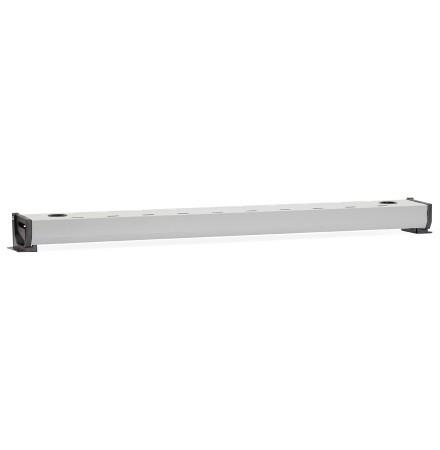Range-câbles 'KABLE' à fixer sous le bureau
