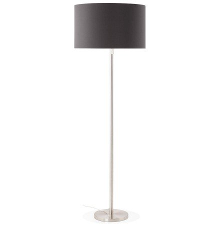 Lampadaire design LIVING BIG noir reglable - Alterego