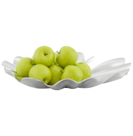 Porte-fruits 'PLATANE' en aluminium