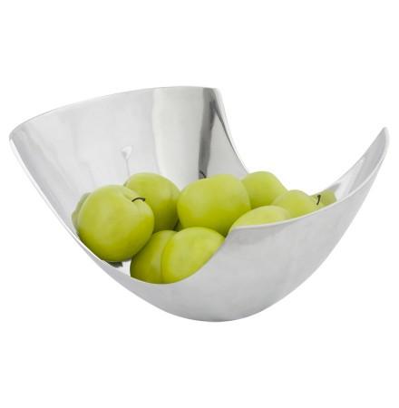 Porte-fruits 'SKARPA XL' en aluminium