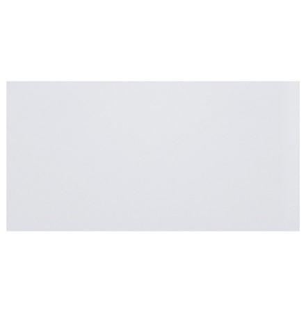 Plateau de table 'ZINC' 140x70cm en bois blanc