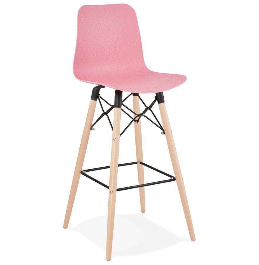 tabouret de bar mozaik rose tabouret design scandinave. Black Bedroom Furniture Sets. Home Design Ideas