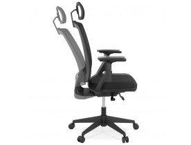 Fauteuil de bureau ergonomique 'EXTRA' noir