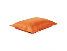 Pouf 'LAZY MINI' orange/orange 130x100cm