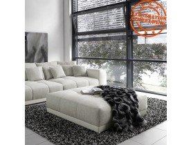 Pouf de canapé 'LITTLE BYOUTY' blanc et gris clair