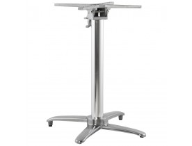 Pied de table 'PRATIK' 75 en aluminium