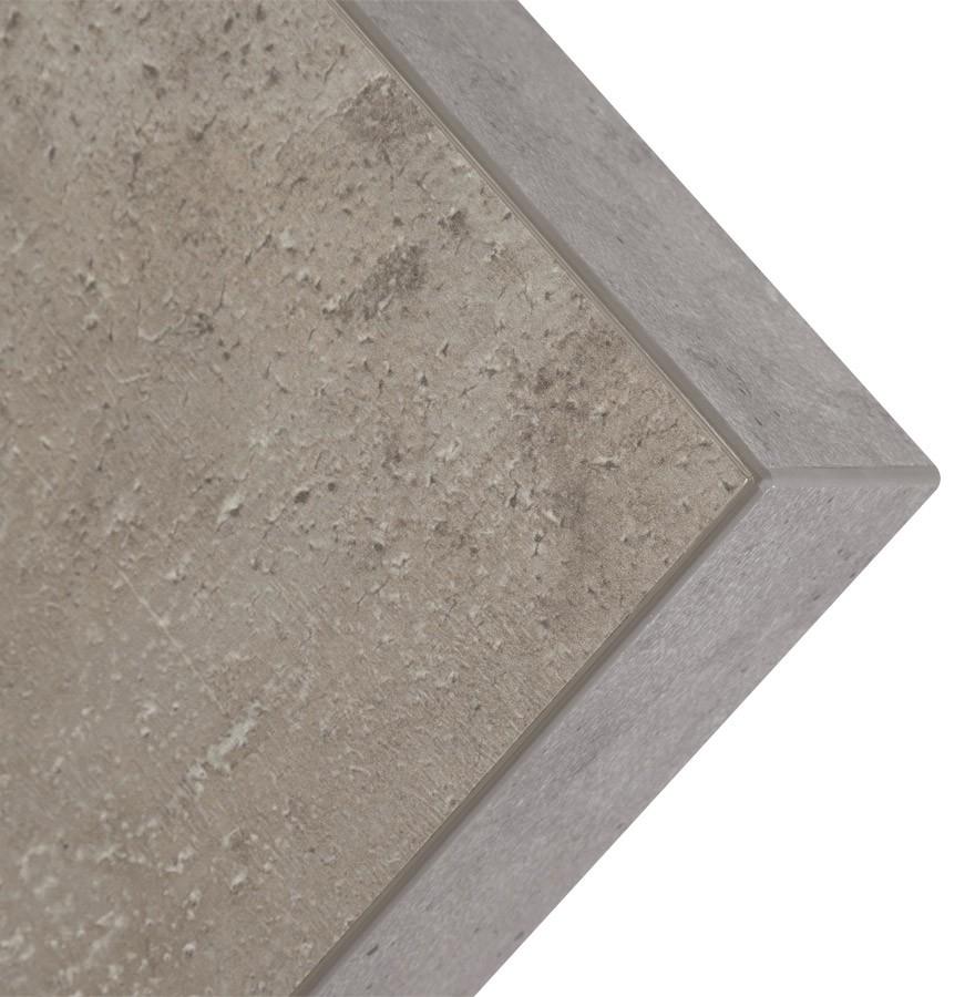 plateau de table brut square en bois carr 68x68 cm. Black Bedroom Furniture Sets. Home Design Ideas