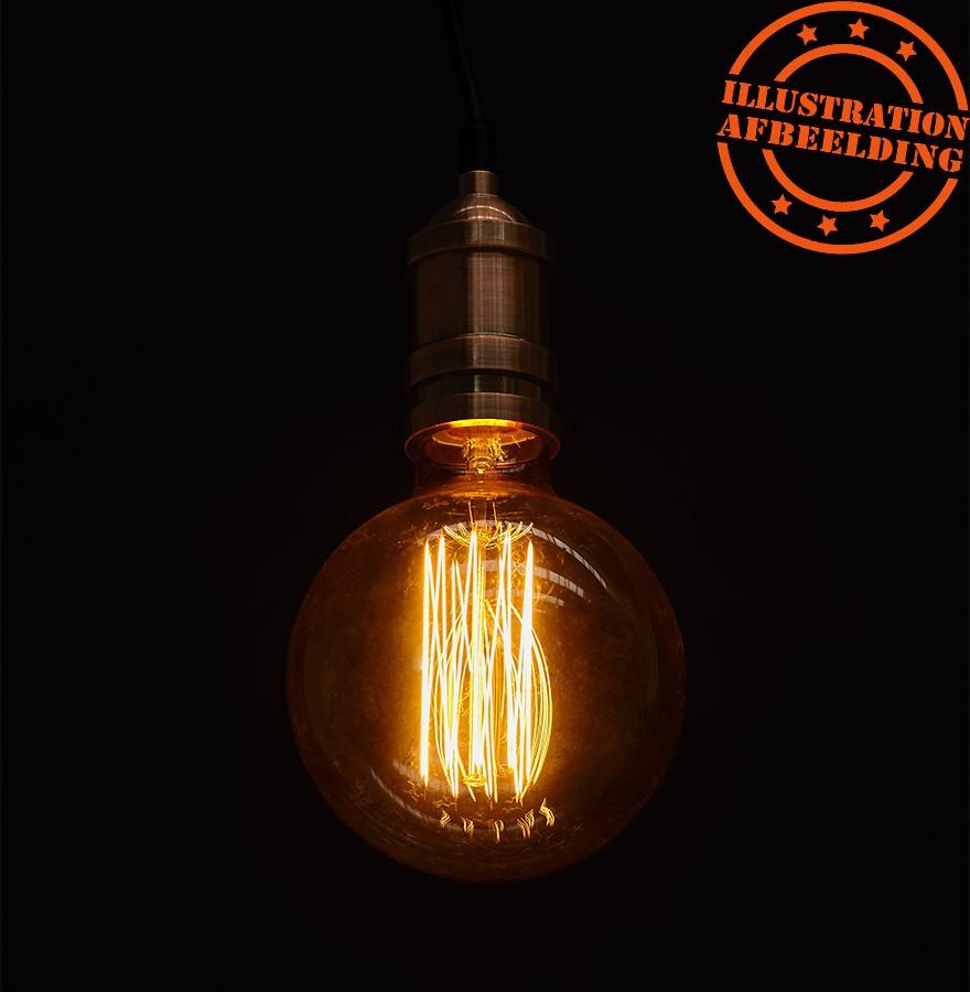 Ampoule Vintage Bubul Big A Filament Pour Un Eclairage Design
