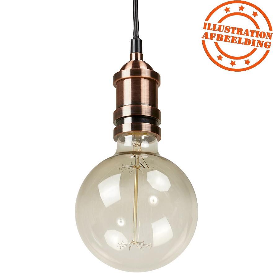 Ampoule vintage bubul big filament pour un clairage design - Suspension ampoule vintage ...
