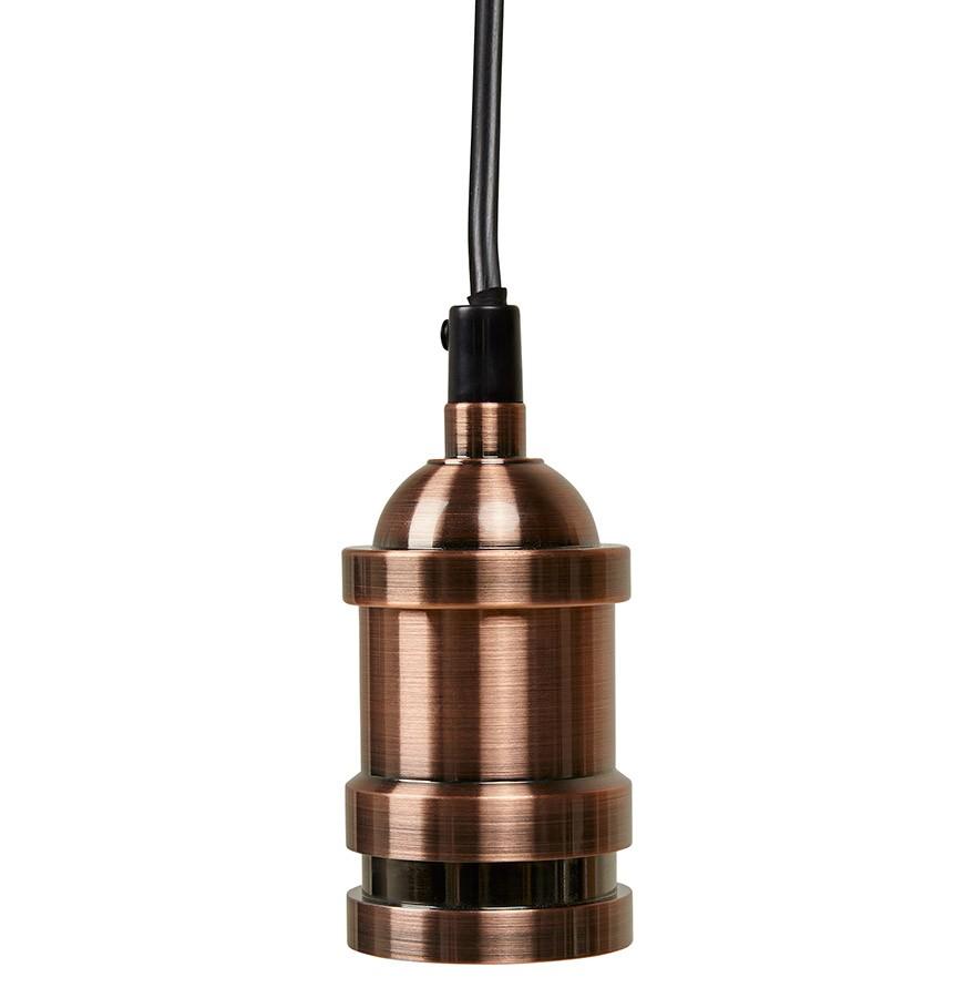 soquet pour lampe golden lady style vintage suspension. Black Bedroom Furniture Sets. Home Design Ideas