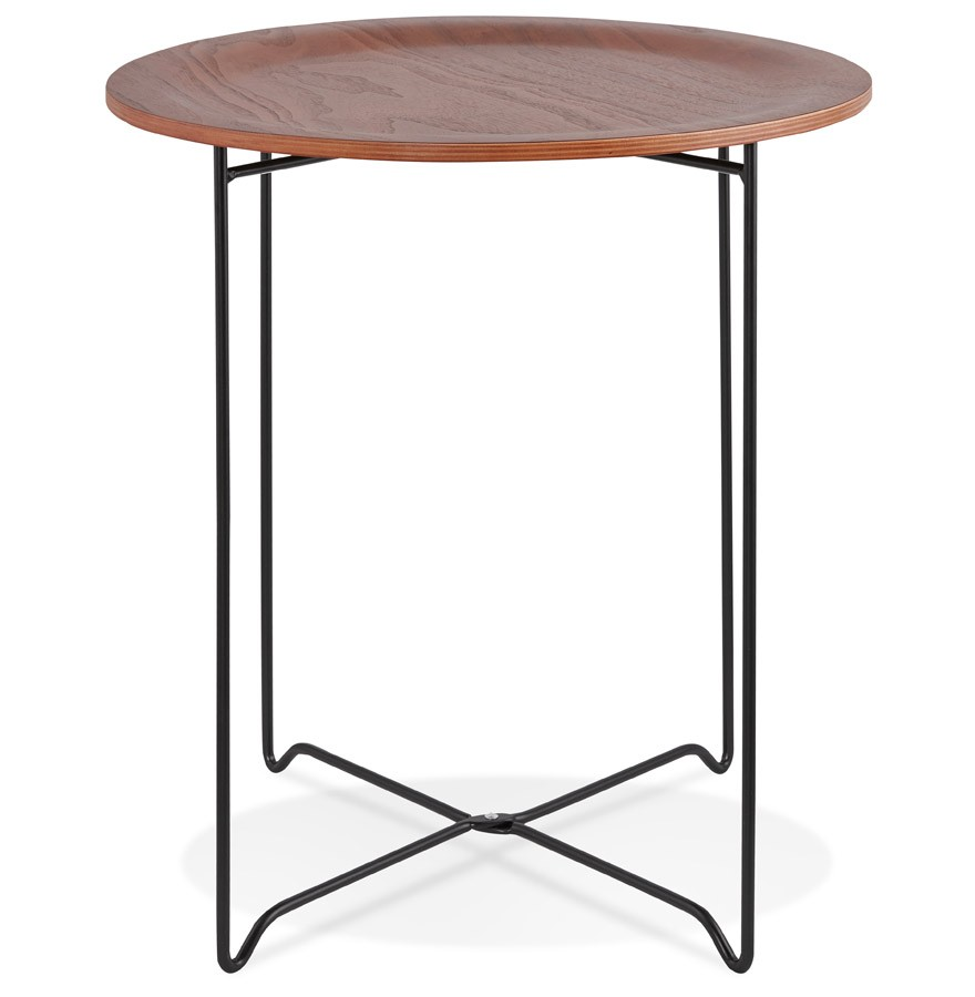 Table d 39 appoint tsunami style industriel table design for Table design industriel