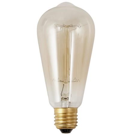 Ampoule à filament vintage BUBUL LONG - Alterego