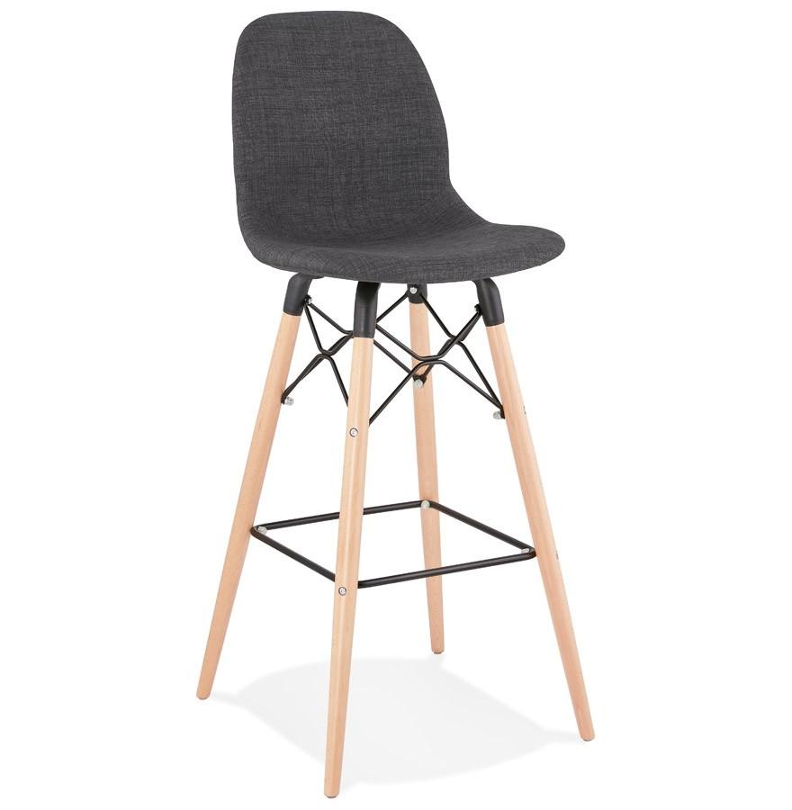 tabouret de bar confortable galactik tabouret design. Black Bedroom Furniture Sets. Home Design Ideas