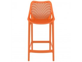 Tabouret snack mi-hauteur 'BROZER MINI' orange