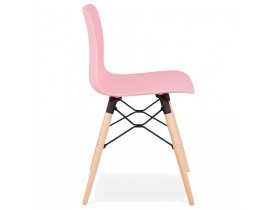 chaise scandinave tonic rose design - Chaise Scandinave Rose