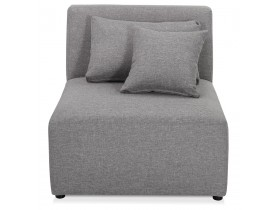 Module 1 place BELAGIO SEAT gris clair - Alterego
