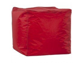 Pouf d'appoint 'EASY' rouge