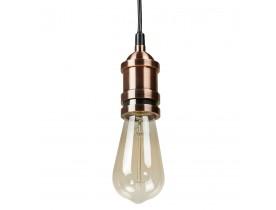Douille pour lampe 'GOLDEN LADY' style vintage