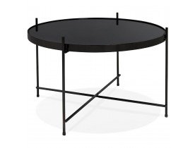 Table basse 'KOLOS MEDIUM' noire