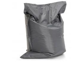 Pouf 'LAZY MINI' gris/gris 130x100cm
