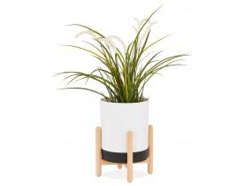 Pot de fleurs intérieur 'MARGERIT' blanc design