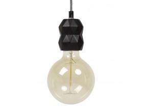 Douille design SOKET noire - Alterego