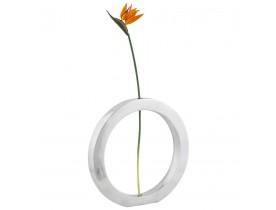 Vase 'ZERO' décoratif en aluminium