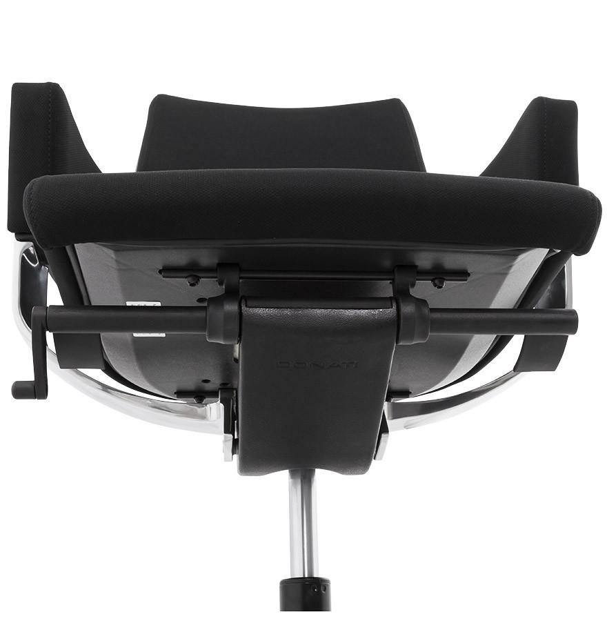 Fauteuil de bureau moderne boss noir fauteuil design - Fauteuil de bureau boss ...