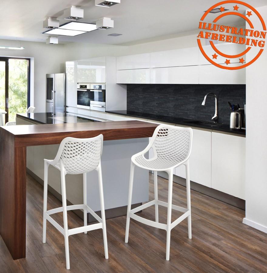 tabouret de jardin brozer blanc tabouret de bar design. Black Bedroom Furniture Sets. Home Design Ideas