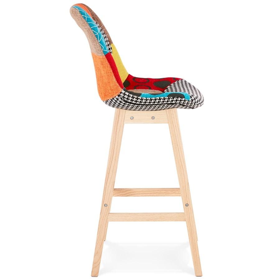 De Patchwork Design Cupidon Tabouret Style Bar eCdBrxWo