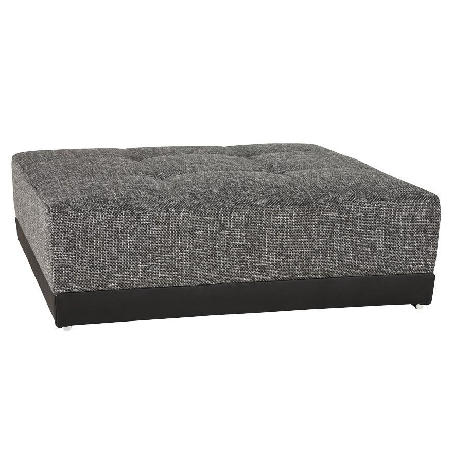 pouf design little byouty pouf de canap noir. Black Bedroom Furniture Sets. Home Design Ideas