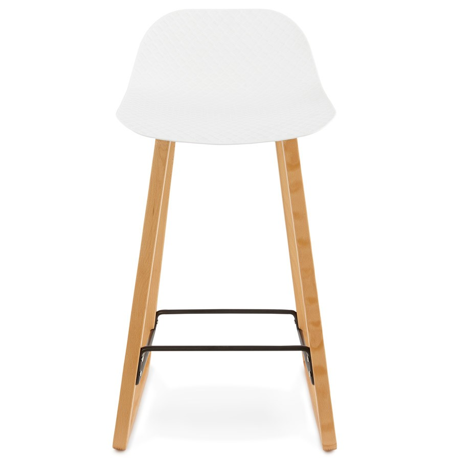 tabouret snack maki mini blanc style scandinave tabouret. Black Bedroom Furniture Sets. Home Design Ideas