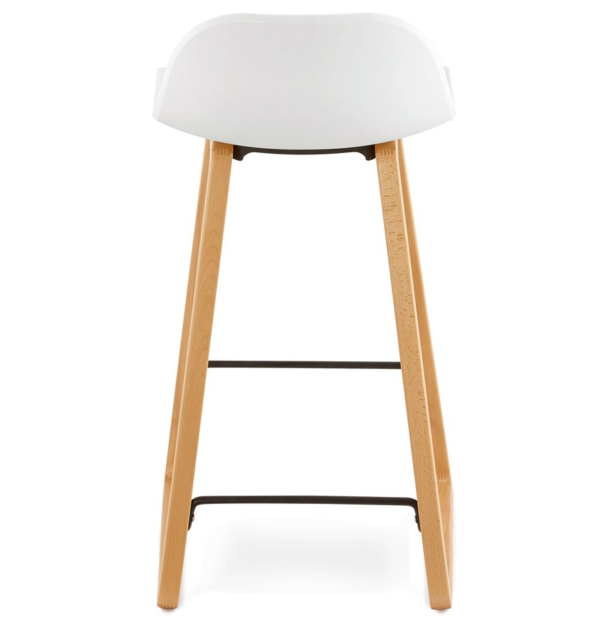 tabouret snack maki mini blanc style scandinave tabouret design. Black Bedroom Furniture Sets. Home Design Ideas