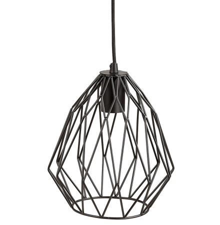 Originele, zwarte, design hanglamp CHIPCHIP - Alterego