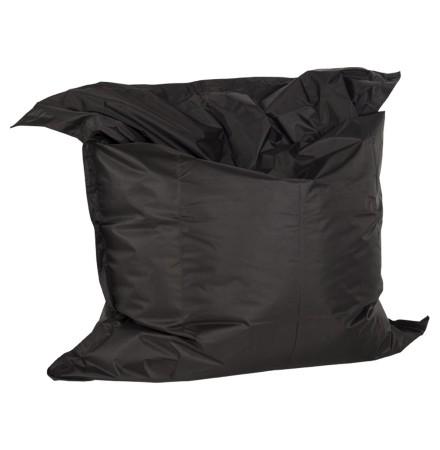 Zitzak 'LAZY' zwart 180x140cm