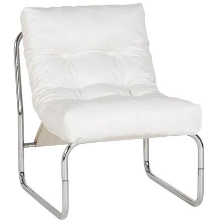 Witte loungezetel 'LOFT'